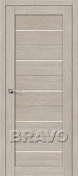 Двери Свит-22 3D Cappuccino СТ-Magic Fog, Межкомнатные двери, Браво, Bravo. - фото 6192