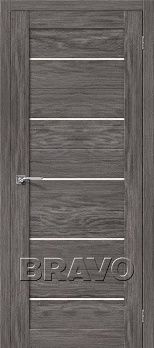 Межкомнатные Двери Свит-22 3D Grey СТ-Magic Fog,  двери Браво, Bravo. - фото 6193