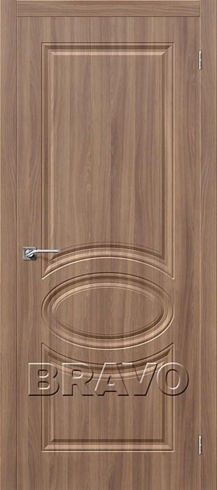 Двери Скинни-20, П-35 (Шимо Темный), Межкомнатные двери - фото 6342