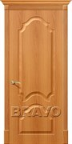 Межкомнатные двери, Скинни-32 П-32 (МиланОрех)